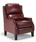 Pauley Hi Leg Recliner, also available in power