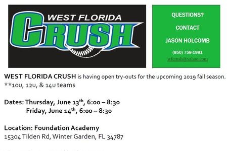 Crush 12U-Smith