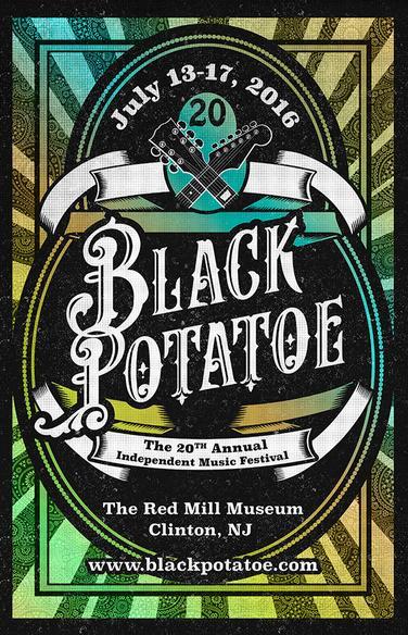 Black Potatoe 20