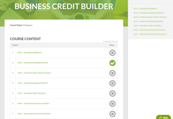 Business credit build business credit in 7 steps reheart Images