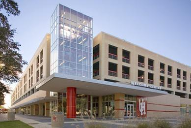 University of Houston, Welcome Center Renovations