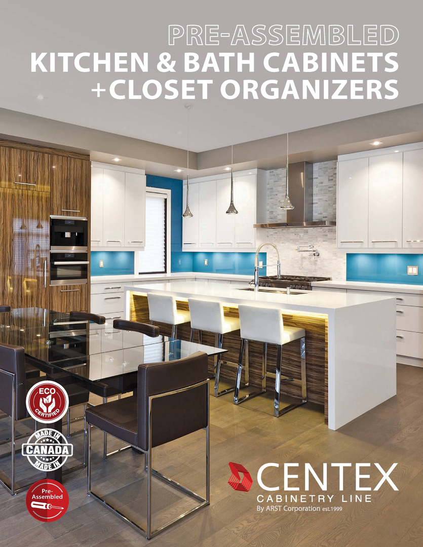 kitchen cabinets - Canadian Made Kitchen Cabinets