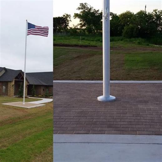 FLAG POLE INSTALLATION SERVICES