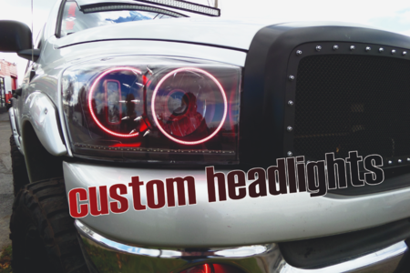 truck-headlights-oracle-led-canton-akron-alliance-salem-ohio
