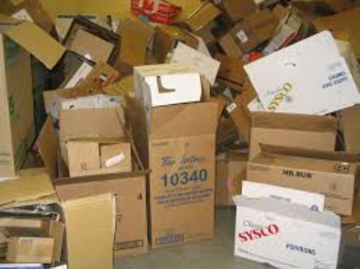 Cardboard Removal Cardboard Haul Away Cardboard Pick Up Cardboard Recycling Service and Cost - RGV Household Services 956-587-3487