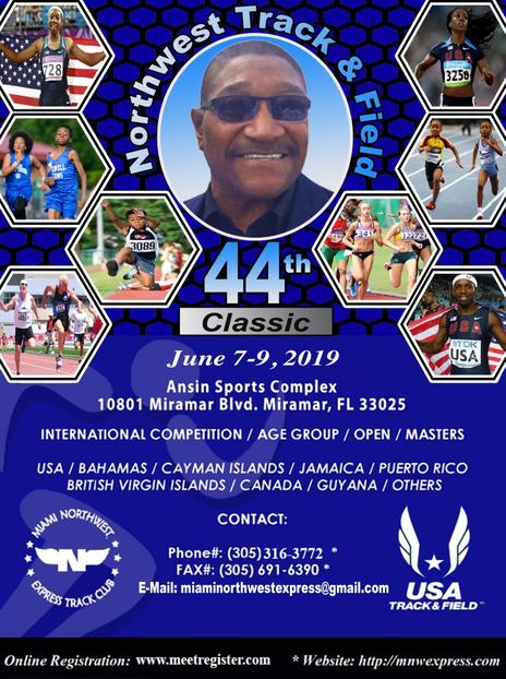 43rd Annual Northwest Track and Field Classic