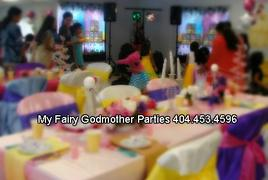 My Fairy Godmother Parties