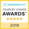 WeddingWire Couples' Choice 2019