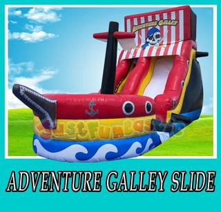 Adventure Galley Slide