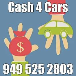 Sell Used Vehicle to Cash4CarsOC