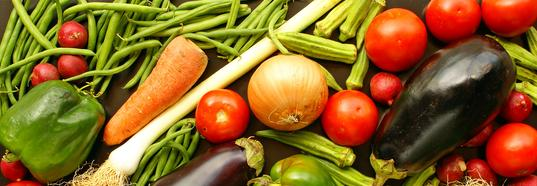 Organic Home Delivery of Fresh Fruit and Vegetables