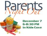 Sign up for Parents Night Out