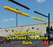 Height Guard Overhead Clearance Bars