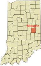 Straughn Indiana