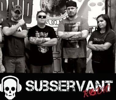 Subserant Radio Facebook Page