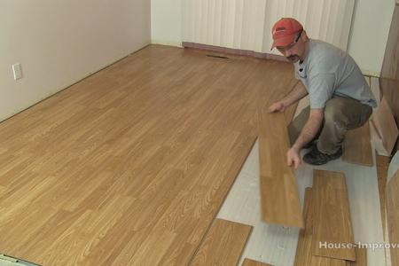 Excellent Laminate Floor Removal in Lincoln NE | LNK Junk Removal