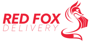 Red Fox Delivery Logo