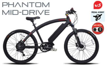 Prodecotech Phantom S9 Electric Bike