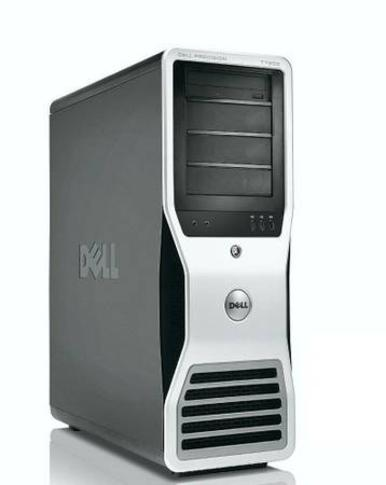 Dell T5400 WorkStation 64Gb RAM