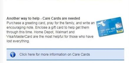 LCC Care Cards