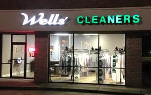 Wells Cleaners Locations