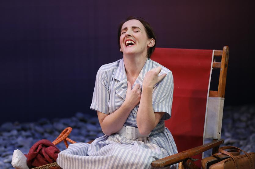 Aedin Moloney, Fallen Angel Theatre, When I was a Girl I used to Scream and Shout, Sharman Macdonald, NYC Theatre, Off Broadway premiere, Morag, John Keating, Keira Knightley,