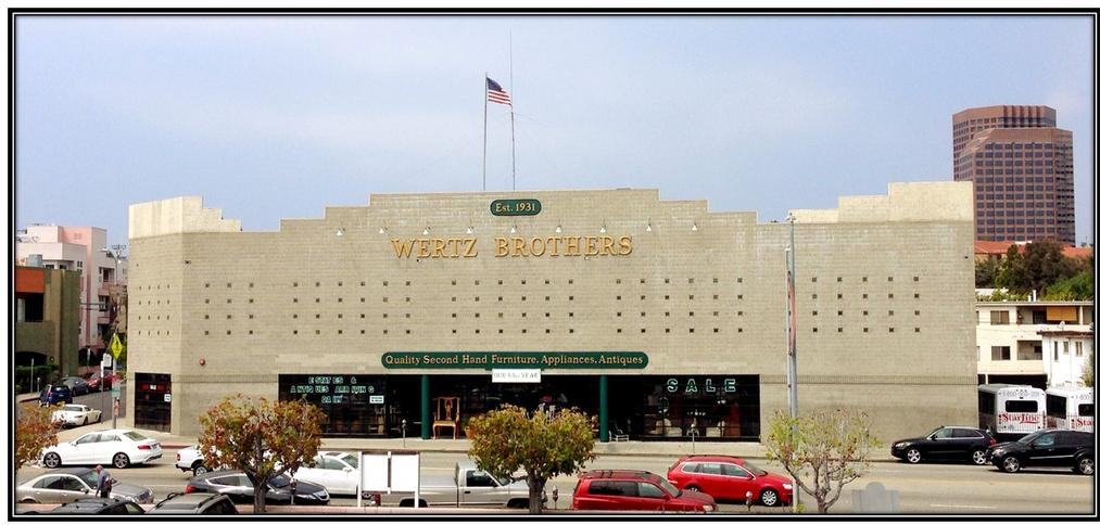Used furniture in los angeles ca wertz brothers