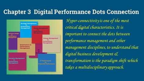 connecting dots, performance management