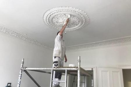 Painting and Decorating Coverage Areas