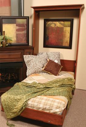Amish Murphy Beds