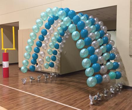 BALLOON TUNNEL