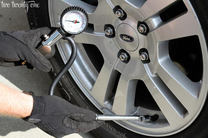 Tire Air Pressure Checks Services and Cost in Las Vegas NV| Aone Mobile Mechanics