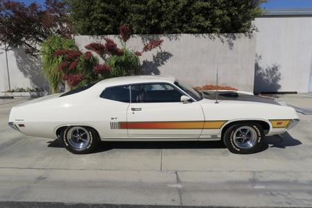 1970 Ford Torino GT 429 Super Cobra Jet Fastback for sale at Motor Car Company in San Diego California