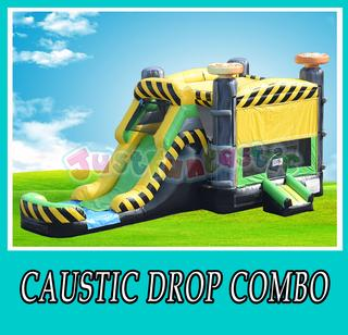 Caustic Drop Combo