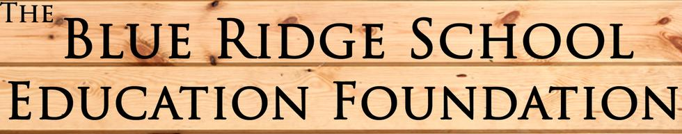 blue ridge school education foundation
