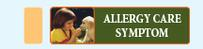 Allergy Care Symptom