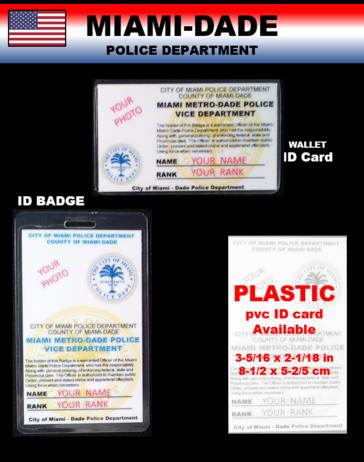 U S A  IDs