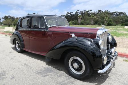 1954 Bentley R-Type for sale at Motor Car Company in San Diego California