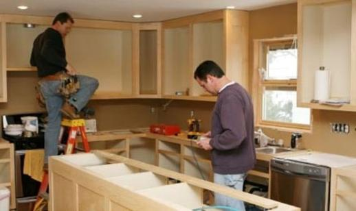 CABINET INSTALLATION SERVICES