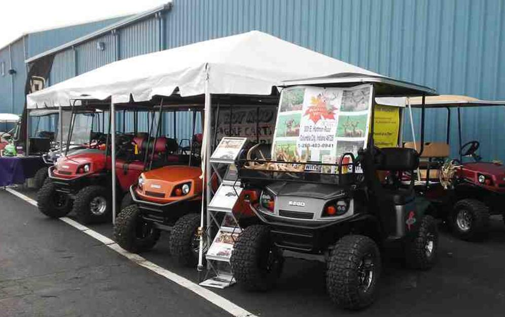 Golf Cart Dealership, Hot Rod Golf Cart, Angola, IN