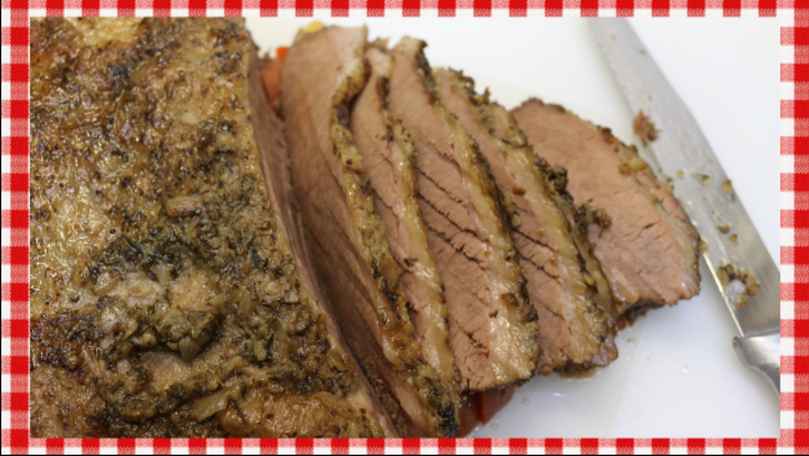 Slow Roasted Beef Brisket Recipe, Noreen's Kitchen