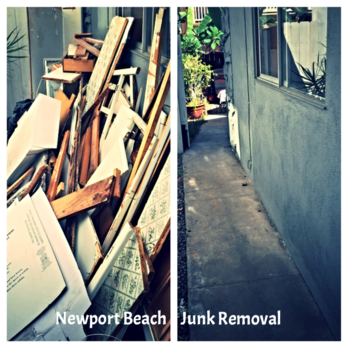 Junk Removal Newport Beach