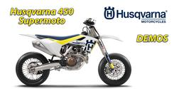 Husqvarna Demos at Femmewalla
