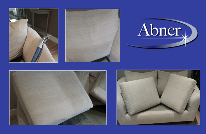 Couch/sofa upholstery cleaning photos in Halifax