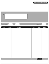 Simple Medical Billing Form
