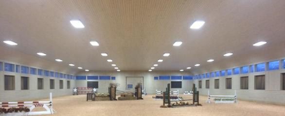 Equestrian Lighting Barn Lighting Arenabright