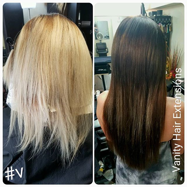 Vanity hair salon extensions hair extensions hair color my work is featured on pmusecretfo Images