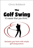 Book cover - The Golf Swing