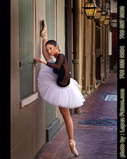 BALLET NEW ORLEANS LOUISIANA PHOTO SHOOT 15 ANOS QUINCES QUINCEANERA