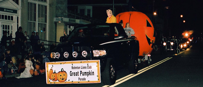 Mohnton Halloween Parade 2020 Mohnton cumru Lions Club in Mohnton, Pa